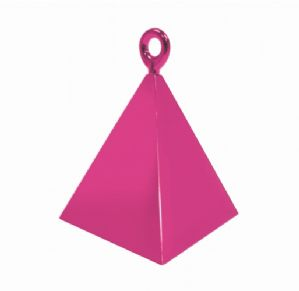 3.9oz Pyramid Weights (Magenta) 12pcs
